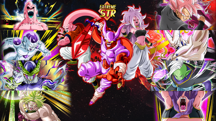 Tier List: Extreme STR | Dragon Ball Z Dokkan Battle Wikia