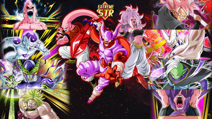 Tier List: Extreme STR | Dragon Ball Z Dokkan Battle Wikia | FANDOM