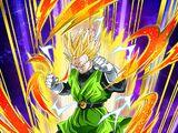 Shining-Gold Justice Great Saiyaman (SS2)