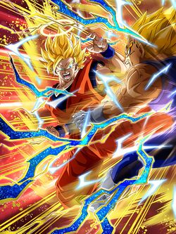 Undefeatable Clash Super Saiyan 2 Goku (Angel)
