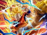 Desperate Showdown Super Saiyan 2 Goku (Angel)