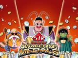 STR Battle for Awakening Medals