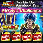 Facebook Broly Challenge Round 4 Clear