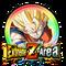 AGL SS Goku Z-Area Rainbow
