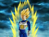 Limitless Combat Power Super Saiyan Vegeta