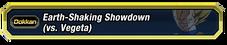 Earth-Shaking Showdown vs Vegeta small