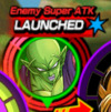 Enemy super attack launched
