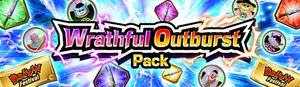 Wrathful outburst pack