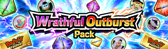 Wrathful outburst pack