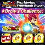 Facebook Broly Challenge Round 1 Clear