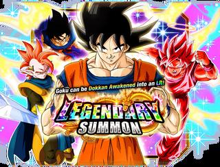 LR SS3 Goku Banner