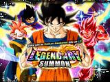 Rare Summon: Goku Legendary Summon