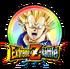 EZA SS2 Vegeta Rainbow