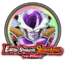 Earth-Shaking Frieza medal