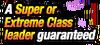 Super or Extreme Guaranteed