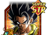 The Strongest Ultimate Fusion Gogeta