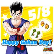 Gohan Day