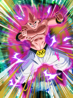 SSR Super Buu TEQ HD
