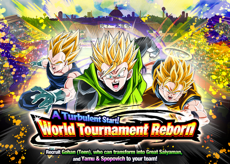 WorldTournamentReborn Event