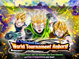A Turbulent Start! World Tournament Reborn