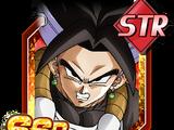 Father and Son Fusion Fighter Vegeks (Xeno)