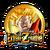 AGL SS2 Angel Goku Gold