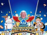 AGL Battle for Awakening Medals