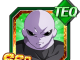 Grey Warrior Jiren
