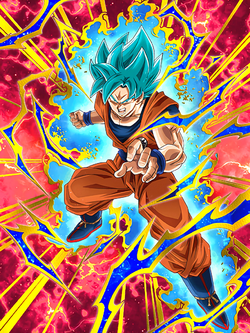 SSR SSB Goku STR HD