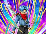 Unwavering Will of the Future Protector Trunks (Teen) (Future)