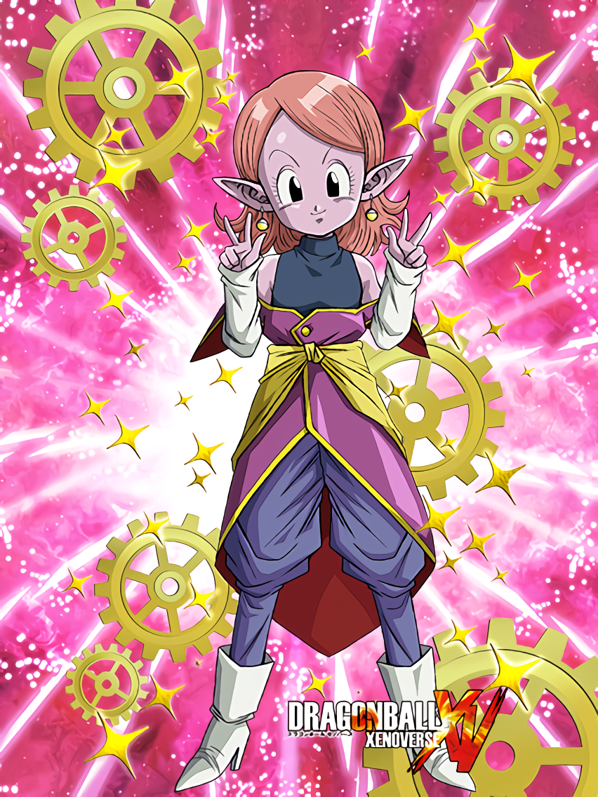 Sexy supreme kai of time