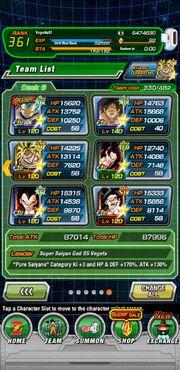 Post your best dokkan team   Dragon Ball Z Dokkan Battle