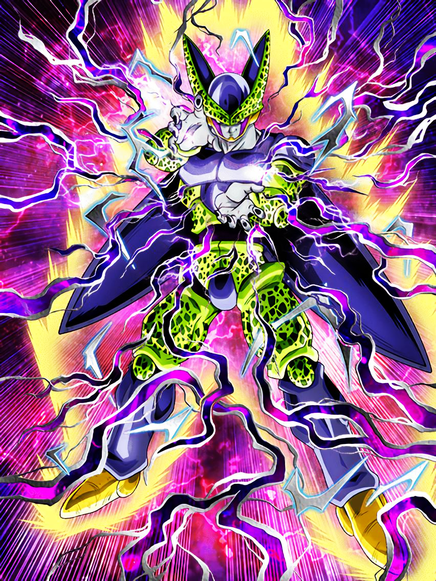 Welcome to Hell Perfect Cell | Dragon Ball Z Dokkan Battle Wikia