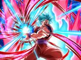 Final Super Power Super Saiyan God SS Goku (Kaioken)