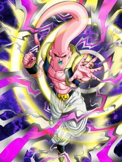Tactical Extension Majin Buu (Gotenks Absorbed)