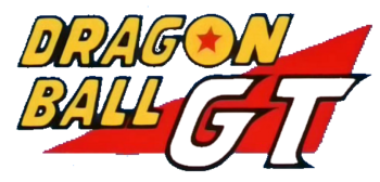 Dragon Ball Logo GT