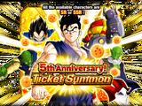 Ticket Summon: 5th Anniversary!