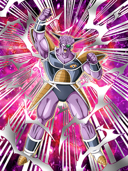 SSR Captain Ginyu PHY HD
