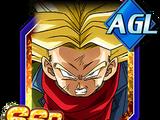 Raging Resistance Super Saiyan Trunks (Future)