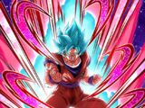 Power Raised to the Maximum Super Saiyan God SS Goku (Kaioken)
