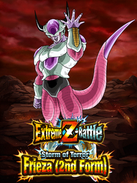 EZA Frieza 2nd Form