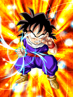 Steely Determination Gohan (Kid)