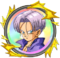Warrior trunks medal