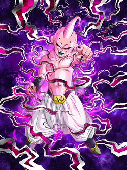 UR Kid Buu AGL HD