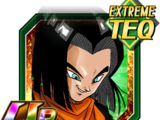 Death-Inviting Android Android 17 (Future)