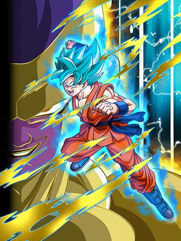 File:Crusher of Evil Super Saiyan God SS Goku.png