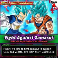 Fight Against Zamasu 4