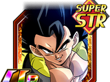 Flaming Reversal of Fortunes Gogeta