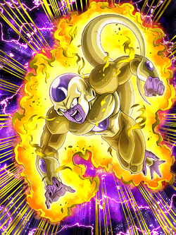 UR Golden Frieza TEQ HD