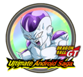 Frieza Hell GT Medal